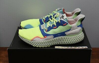 Adidas ZX 4000 4D Easy Mint Mens sizes