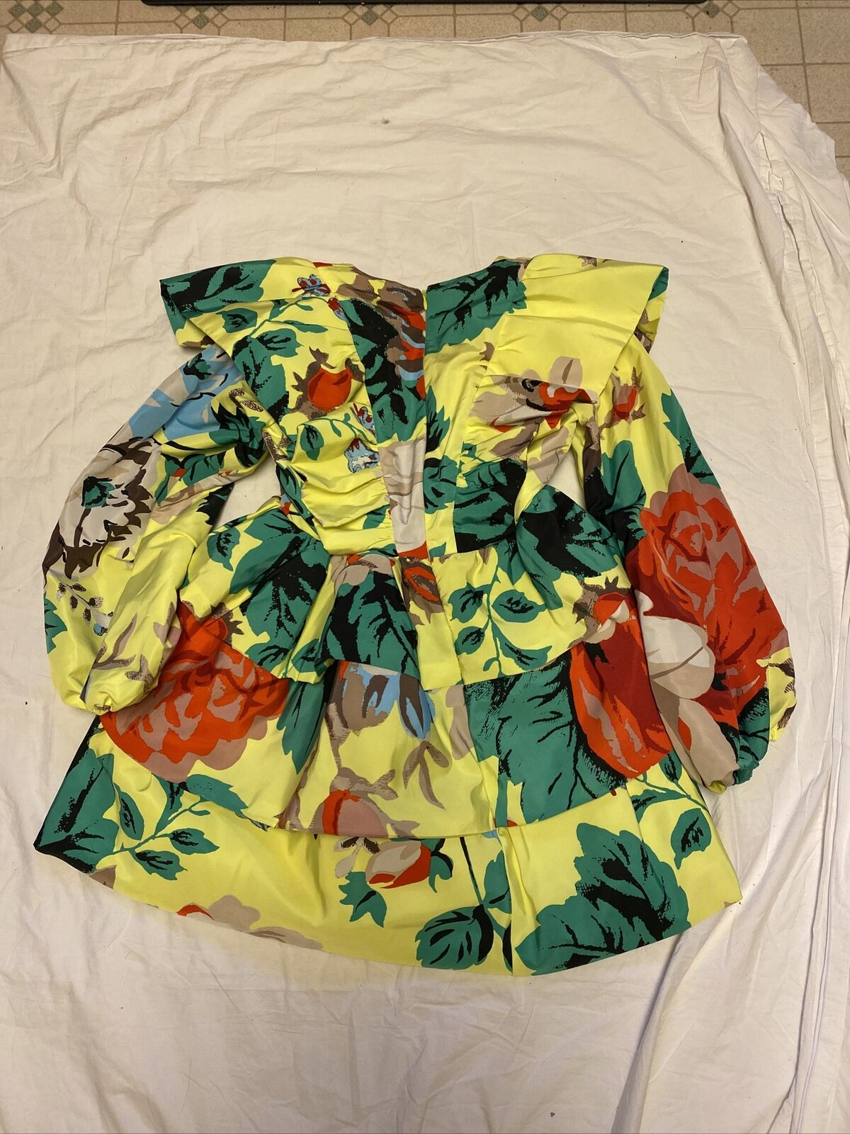 Christopher John Rogers X Target Size 0 Floral Lo… - image 5