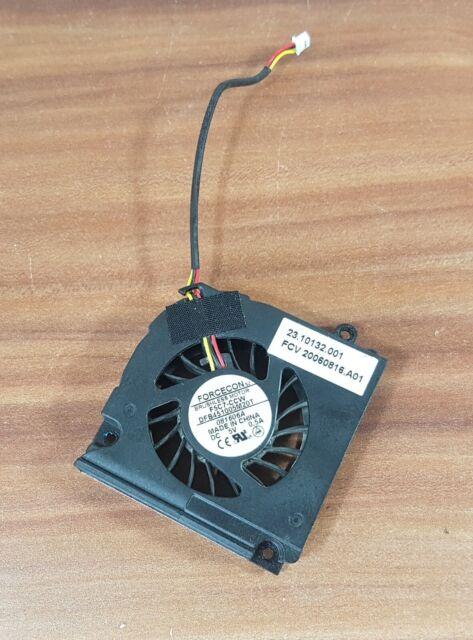 Fan Lüfter 23.10132.001 FCV Forcecon F5C7-CCW aus Fujitsu Amilo Pro V3505