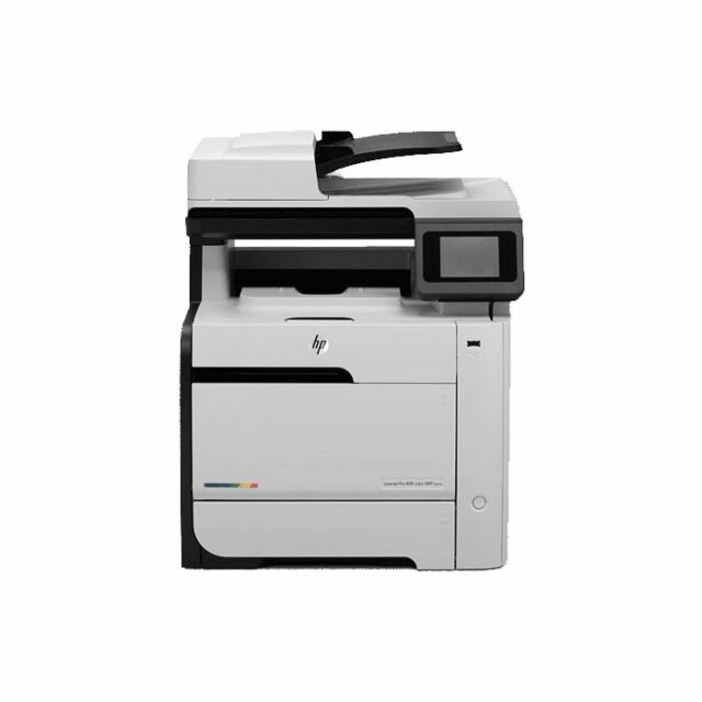HP LaserJet Pro Color 400 M475dn Scanner Kopierer Fax Duplex  ePrint CE863A