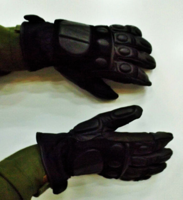 GSG9 KSK Polizei taktische Einsatzhandschuhe  Kevlar Krad BG3 Größe:  M =8,5