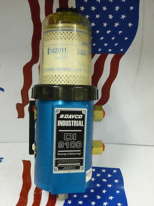 image is loading davco-di-9100-industrial-diesel-fuel-filter-water-
