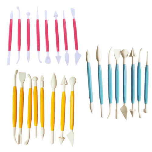 Children/'s clay tools Fimo polymer clay tools 8 sets of children/'s gift Lo
