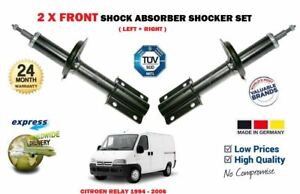 FOR-CITROEN-RELAY-VAN-1994-2006-2-FRONT-LEFT-RIGHT-SHOCK-SHOCKERS-ABSORBER-SET