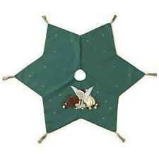 Disney Disneyland Santa Tinker Bell Tinkerbell Christmas Tree Skirt