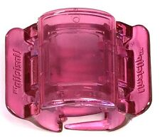 Limited Edition Linziclip Midi - New Translucent Pink SS (Claw Clip)