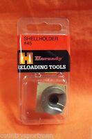 Hornady Reloading Tools Shellholder 45 390606