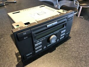 Ford-Focus-mk2-mk6-Fiesta-Focus-cmax-6000cd-radio-cd-player-6S6118C815AJ-Code