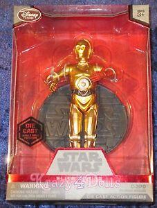 Disney-Star-Wars-C-3PO-Elite-Series-Die-Cast-Action-Figure-New