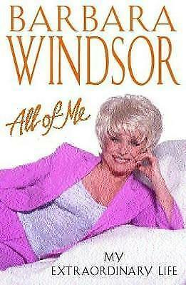 """AS NEW"" Robin McGibbon, Barbara Windsor, All of Me: My Extraordinary Life, Hard"