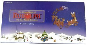 Rudolph-the-Red-Nosed-Reindeer-Board-Game-Montgomery-Ward-Exclusive-1995-Vintage