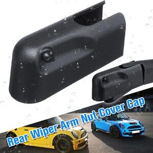 Rear-Wiper-Arm-Nut-Nozzle-Cover-Cap-for-MINI-COOPER-R50-R53-01-04