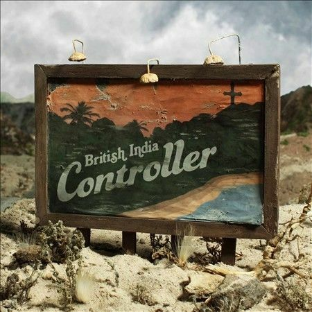 1 of 1 - BRITISH INDIA Controller CD BRAND NEW Digipak