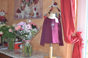tee-shirt-neuf-repetto-3-ans-violet-don-juan