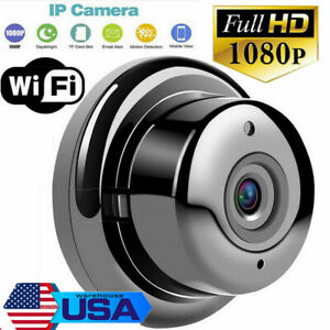 Camara-de-Seguridad-1080P-Mini-HD-Camara-Espia-Video-IP-WiFi-Inalambrica-vision-nocturna-DV-DVR