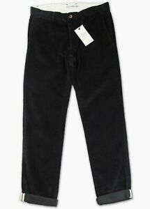 Discount-50-Trousers-Velvet-BEN-SHERMAN-EC1-Corduroy-Trousers-MG10766-Slim-Fit