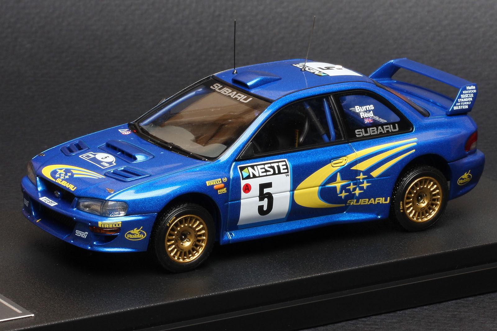 Subaru Impreza Rally Finlandia   Richard Burns -- Hpi  43