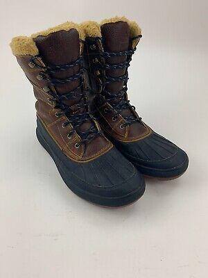 738d13f817b Nike Woodside II High Mens Duck Boots 535601-772, 12 EUR 46 Navy ...