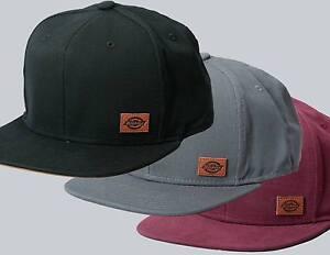 Dickies Starter Cap Minnesota, Black, Charcoal, Maroon Unisize/verstellbar