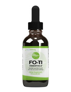 Fo ti root extract hair growth potent 1 3 strength 333mg 30 drops 2 fl