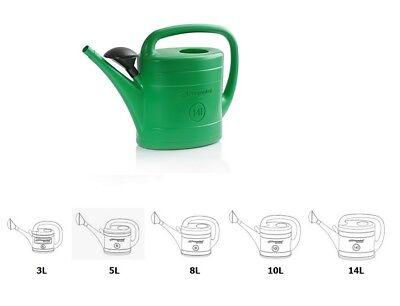 2er SET Gießkanne mit Sieb Gartengießkanne Griff Henkel 3L