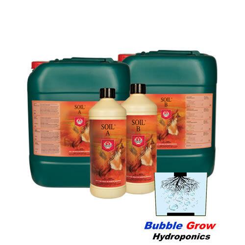 Casa y jardín suelo a & B 5L van de Zwaan Nutrientes Hidropónico