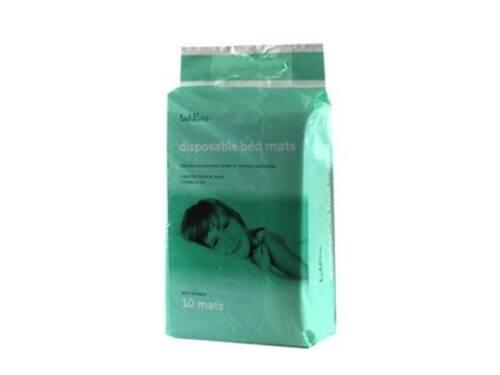 10 X JETABLE Lit Tapis Bébé Matelas Protecteur bébé Potty Training