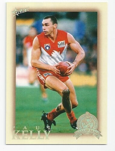 2012 Eternity Hall of Fame HFLE189 Paul KELLY Sydney #789