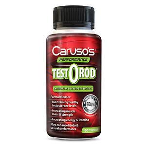 Caruso's Testorod Performance 60 Tabs