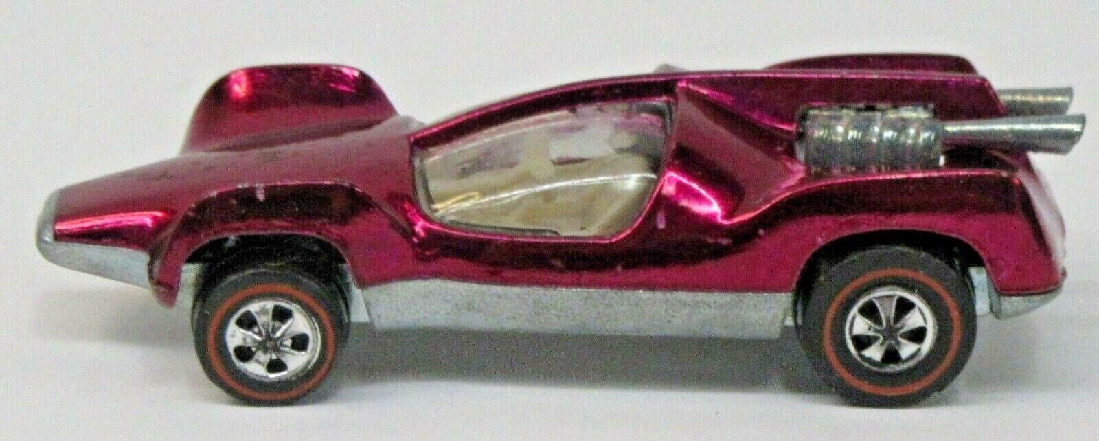 Hot wheels rougeline Mantis Magenta Near Comme neuf