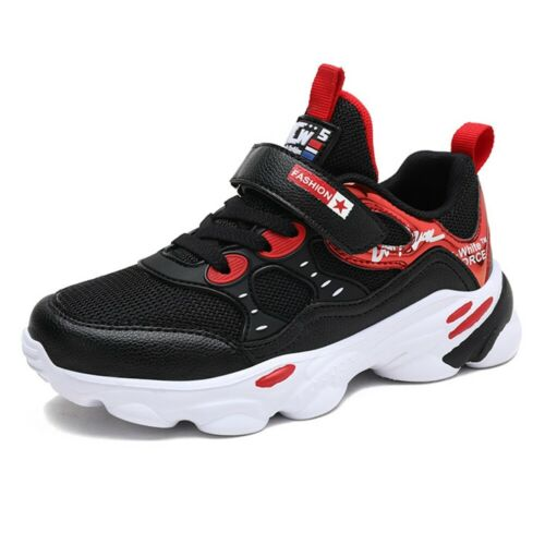 Boys Casual Shoes Sneakers Leisure Sports Kids Athletic Shoes Running Trainers