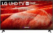 "LG 86UM8070 86"" 4K Ultra HD Smart LED TV ThinQ Ai Dolby Vision"