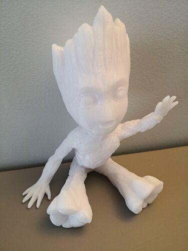 Bambino Groot 3d stampa GUARDIANI DELLA GALASSIA 2 non verniciato. vernice Custom