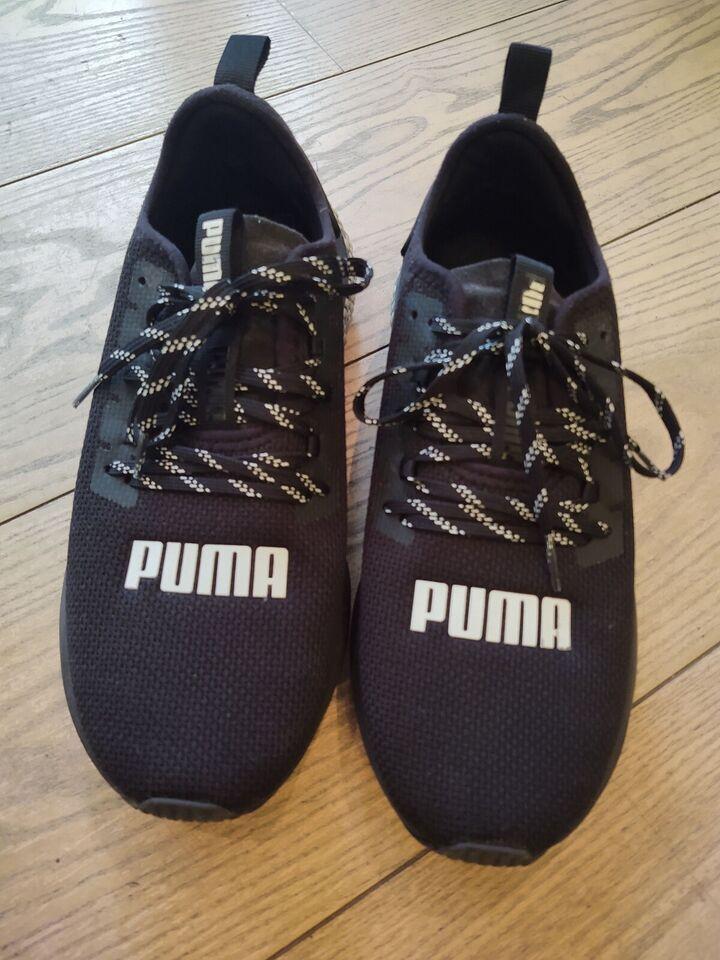 Løbesko, Puma hybrid, str. 40.5 - 26cm