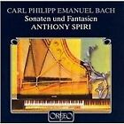 Carl Philipp Emanuel Bach - C.P.E. Bach: Sonaten und Fantasien (2007)