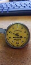 Federal T 88 Testmaster Metric Dial Test Indicator Range 01mm