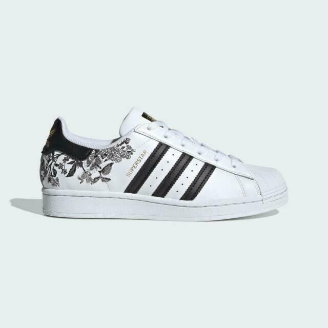 Size 4.5 - adidas Superstar Floral Twist for sale online | eBay