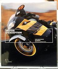 DE BURTON: MOTOS D'EXCEPTION _ MOTO GUZZI, HONDA, MV AUGUSTA, BORILE, HARLEY ..