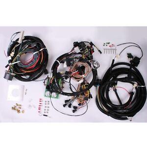omix-ada 17203.02 centech heavy duty wiring harness for jeep cj5/cj6/cj7/cj8  | ebay  ebay