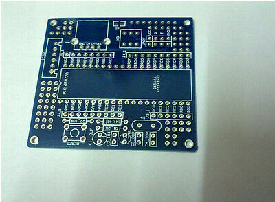 10x PIC16F877A development Minimum System PCB bare board