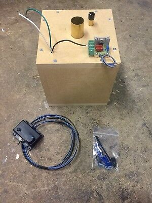 Player Piano Electric Vacuum Motor//Suction Box w//Remote Volume Control SS1r-120