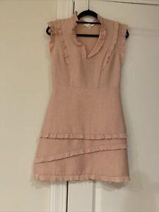 sandro-dress-Pink-Size-2