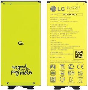 New-OEM-Original-LG-G5-BL-42D1F-Battery-VS987-H820-H830-LS992-US992-H850-H858