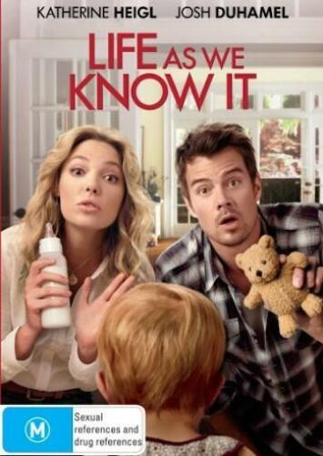 1 of 1 - LIFE AS WE KNOW IT : NEW DVD