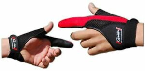 SALVADITO PESCA CASTING PROTECTION GLOVE GAMAKATSU PELLE SPINNNG SURF CASTING