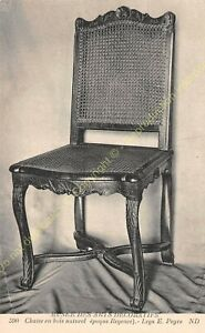 Postcard-Arts-Decorative-Furniture-Chaise-Period-Regency-Edit-ND-390