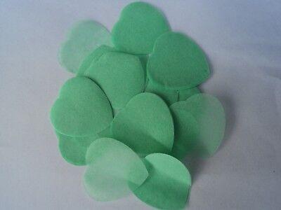 Tessuto Biodegradabile Confetti Include 25 Coni Verde Pallido-mostra Il Titolo Originale