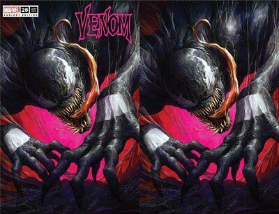 VENOM #28 RAPOZA VARIANT SET NM DONNY CATES SPIDER-MAN CARNAGE KNULL CODEX VIRUS