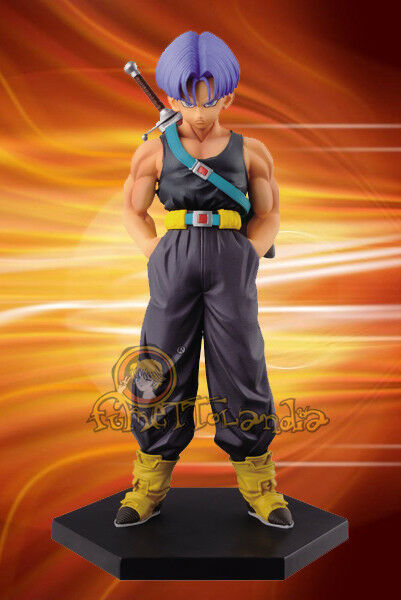DRAGONBALL STRUCTURE TRUNKS PVC STATUE