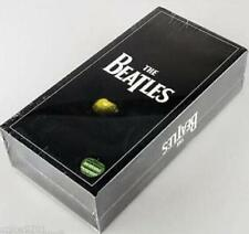 NewTheBeatles Stereo Remastered 16 CD + DVD Box Set Black Sealed album Music F&S
